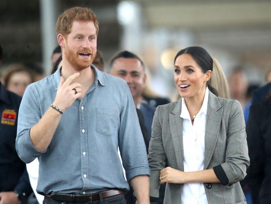 O πρίγκιπας Harry μάλλον αποκάλυψε κατά λάθος το φύλο του παιδιού του
